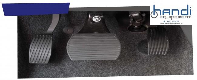 inverseur de p�dale d'acc�l�rateur inversion de p�dale d'acc�l�rateur am�nagement de conduite Handi Equipement