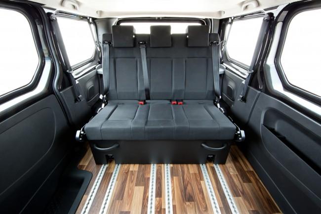 plancher plancher aluminium cabine approfondie equipement voiture