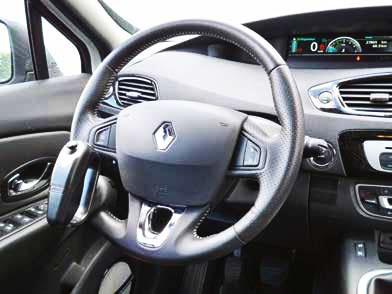 Combin� de t�l�commande intuitive am�nagement de conduite Handi Equipement